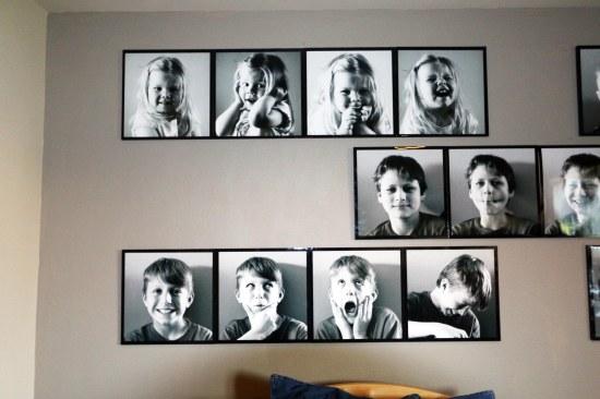 Kids bedroom wall 1